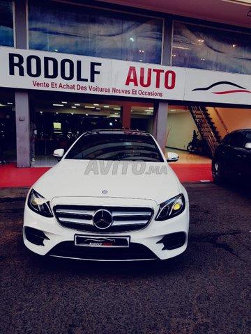 Voiture Mercedes benz Classe e 2017 à casablanca  Diesel