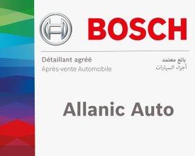 Allanic Auto Bosch Casablanca Détaillant agréé